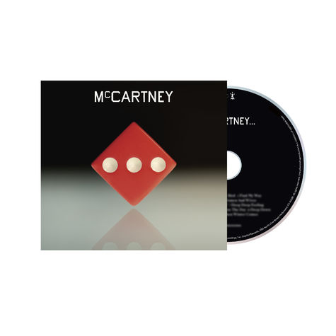 Paul McCartney: McCartney III - Deluxe Edition Red CD