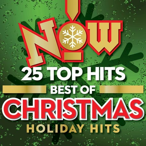 Various Artists: NOW 25 Top Hits: Best of Christmas Holiday Hits (2CD)
