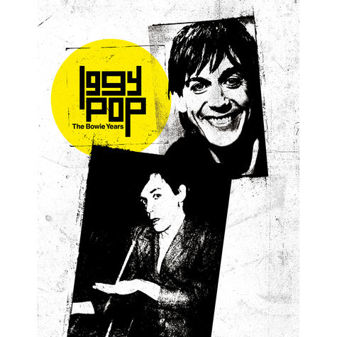 Iggy Pop: 1977 (The Bowie Years) (7CD)