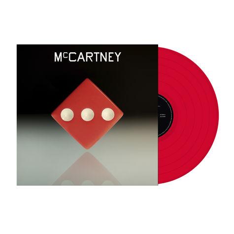 Paul McCartney: McCartney III - Exclusive Red LP
