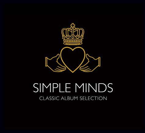 Simple Minds: Classic Album Selection (5CD)