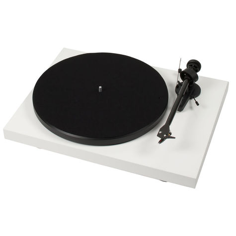 Pro-Ject: Debut Carbon - White