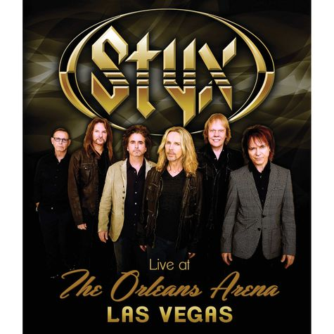 Styx: Live At The Orleans Arena Las Vegas (DVD)