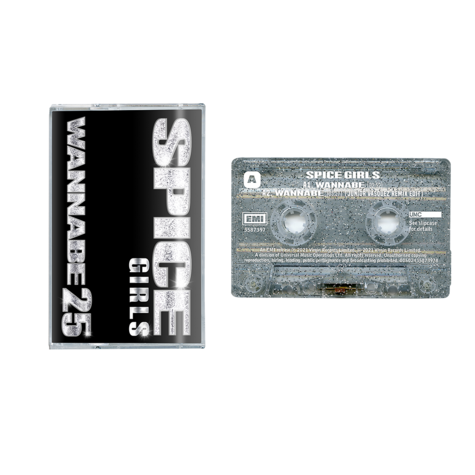 Spice Girls: Wannabe - 25th Anniversary (Cassette)