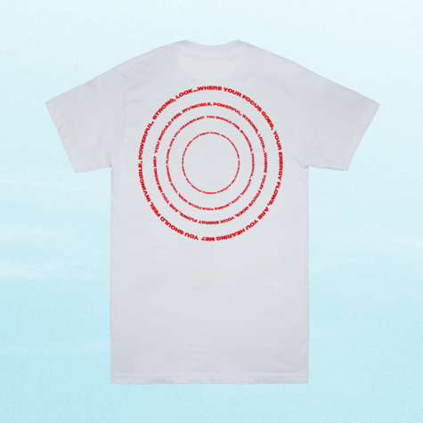 Disclosure: Energy Lyric Tee