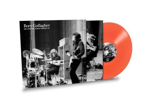 Rory Gallagher: John Peel Sunday Concert 28/08/1971