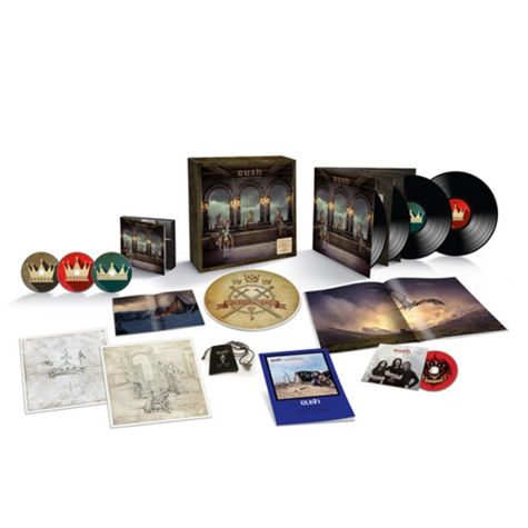 Rush: A Farewell To Kings (Super Deluxe)