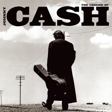 Johnny Cash: The Legend Of Johnny Cash (2LP)