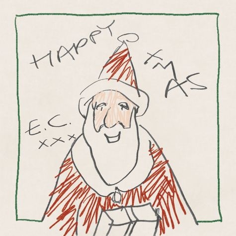Eric Clapton: Happy Xmas (CD)