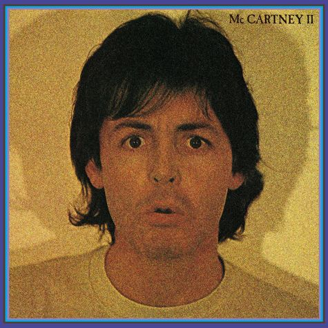 Paul McCartney: McCartney II (LP)