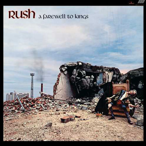 Rush: A Farewell To Kings (Blu-Ray Audio)