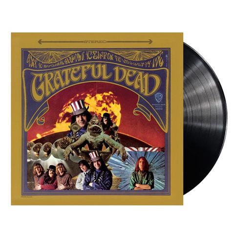 Grateful Dead: The Grateful Dead (50 Ann. Picture Disc)