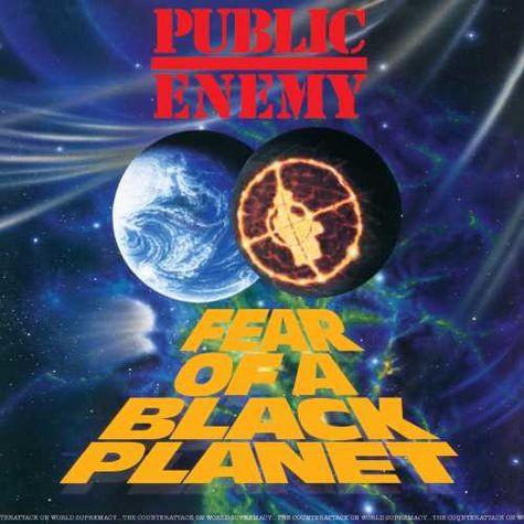 Public Enemy: Fear Of A Black Planet (LP)