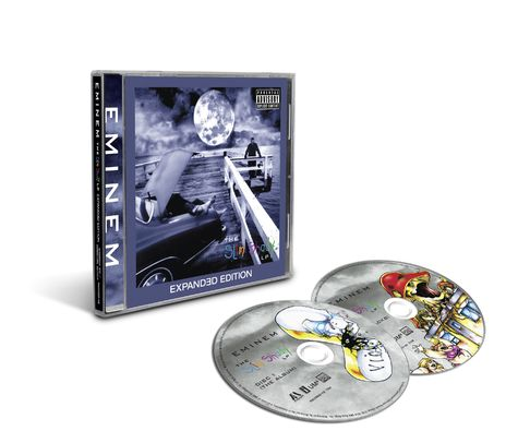 Eminem: Eminem: The Slim Shady (Expanded 2CD)