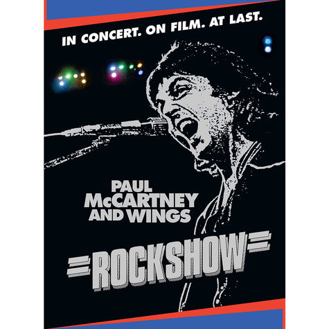 Paul McCartney: Rockshow (DVD)