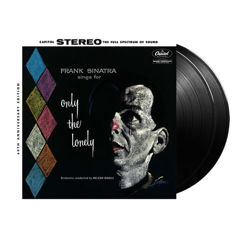 Frank Sinatra: Sings For Only The Lonely (60th Anniv) (2LP)