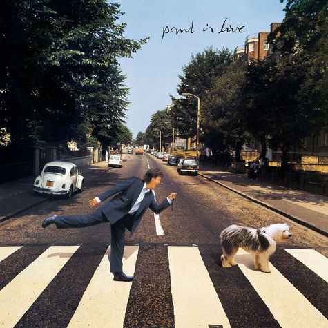 Paul McCartney: Paul is Live (CD)