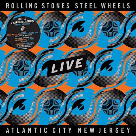 The Rolling Stones: Steel Wheels - Atlantic City, NJ (Limited Edition 6 Disc Collector's Set)