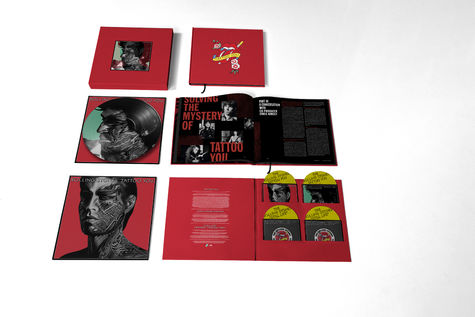 The Rolling Stones: Tattoo You (40th Anniversary) (Super Deluxe Edition) (4CD+ Picture Disc)