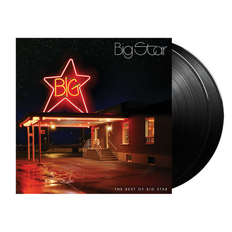 Big Star: The Best Of Big Star (2LP)