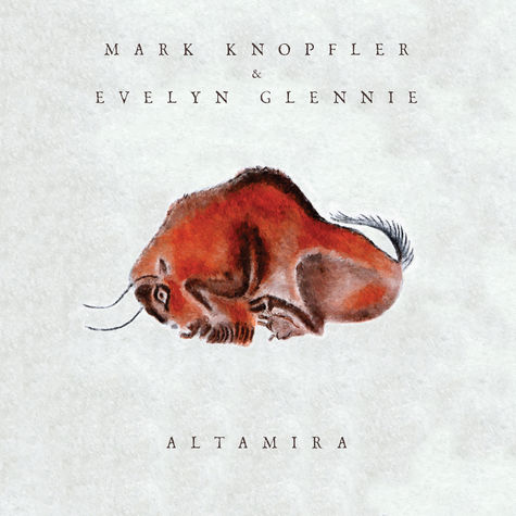 Mark Knopfler: Soundtrack Altamira (CD)