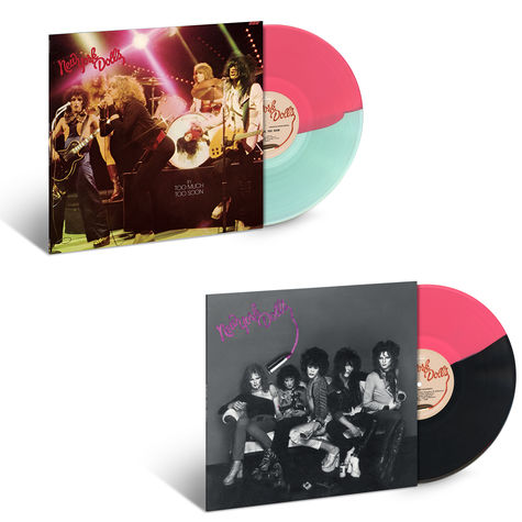 New York Dolls: New York Dolls / Too Much Too Soon Vinyl Bundle
