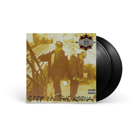 Gang Starr: Step In The Arena (2LP)