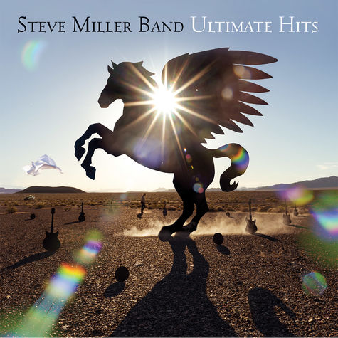 Steve Miller Band: Ultimate Hits (Deluxe 2CD)