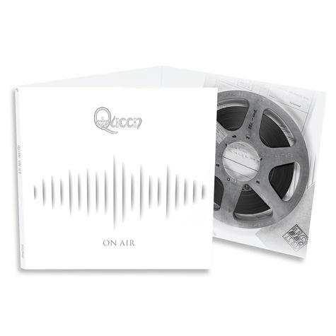 Queen: Queen On Air (3LP Deluxe Edition)