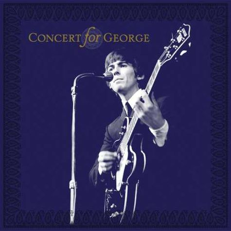 Various Artists: Concert For George (2 CD + 2 DVD)