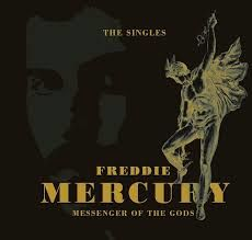 Freddie Mercury: Singles Collection: Disc 1 A-Sides Disc 2 B-Sides (2CD)