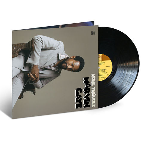 Marvin Gaye: More Trouble (LP)