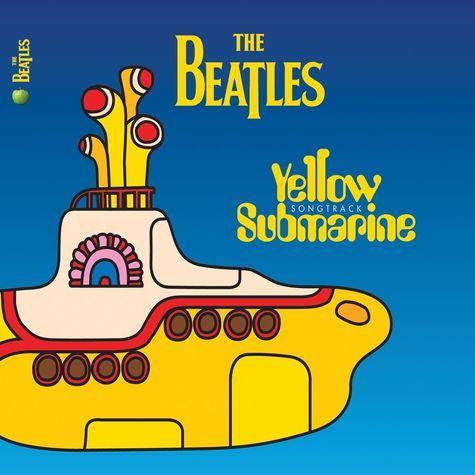 The Beatles: Yellow Submarine Songtrack