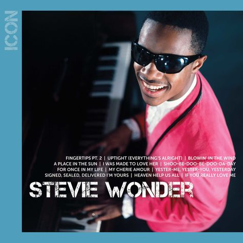 Stevie Wonder: Icon (CD)