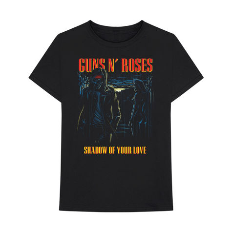 Guns N' Roses: Shadow Of Your Love T-Shirt