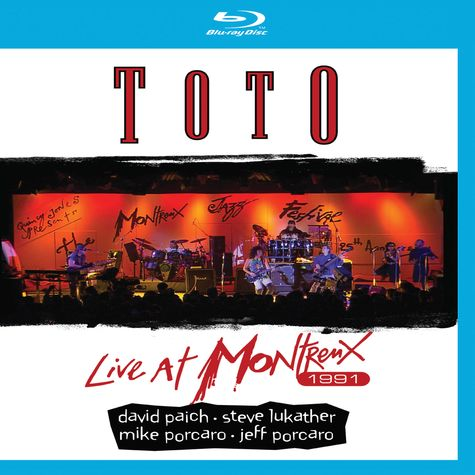 Toto: Live In Montreux 1991 (DVD + CD)