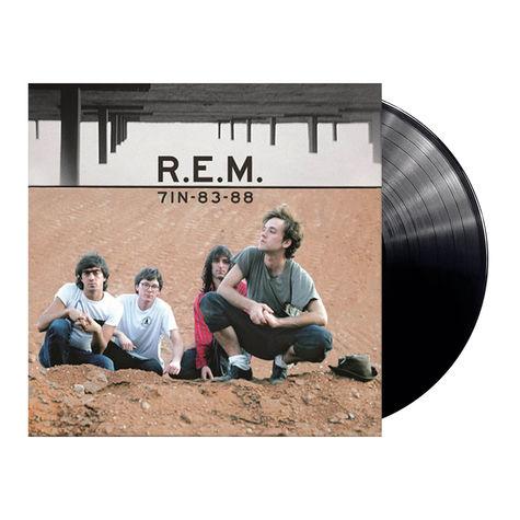 R.E.M.: IRS Vinyl Singles Box (1983-88)