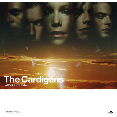 The Cardigans: Gran Turismo (LP)