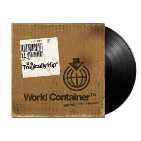 The Tragically Hip: World Container (LP)