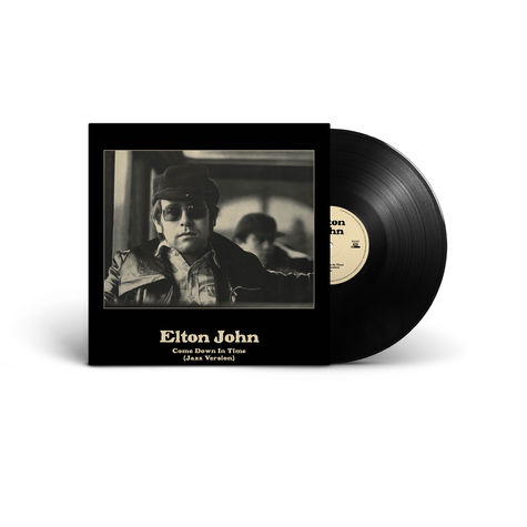 Elton John: Come Down In Time (Jazz Version) (LP)