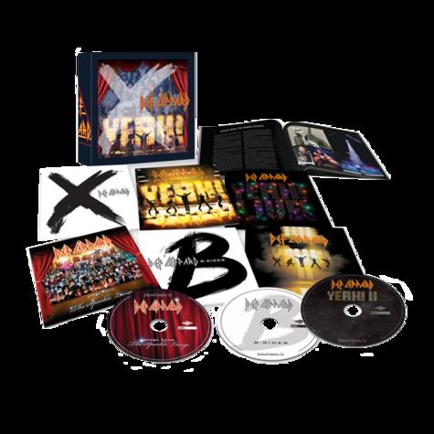 Def Leppard: The CD Boxset: Volume 3 (6CD)