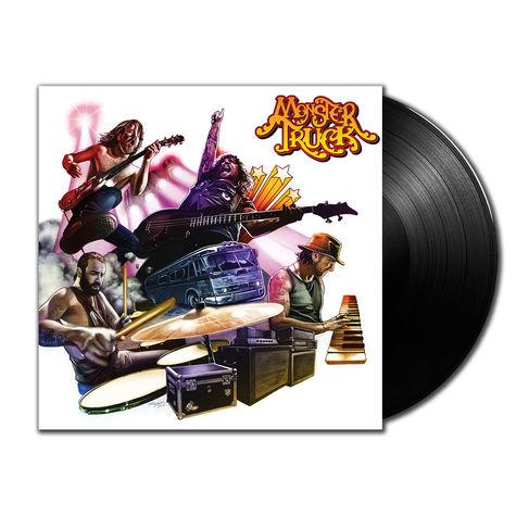 Monster Truck: True Rockers (LP)