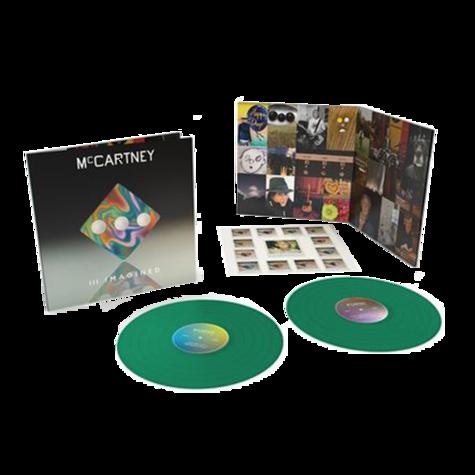 Paul McCartney: McCartney III Imagined (Limited Edition Green) (2LP)