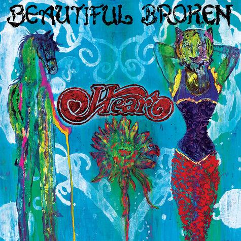Heart: Beautiful Broken (CD)