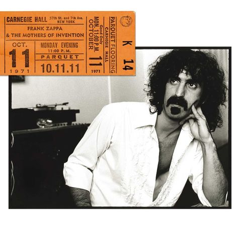 Frank Zappa: Carnegie Hall (4CD)