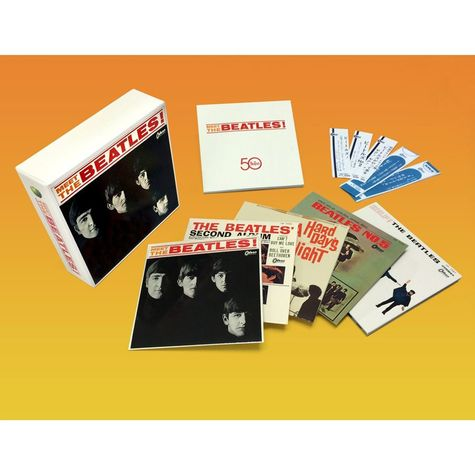The Beatles: The Japan Box (5CD)