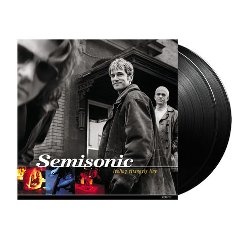 Semisonic: Feeling Strangley Free (20th Anniversary) (2LP)