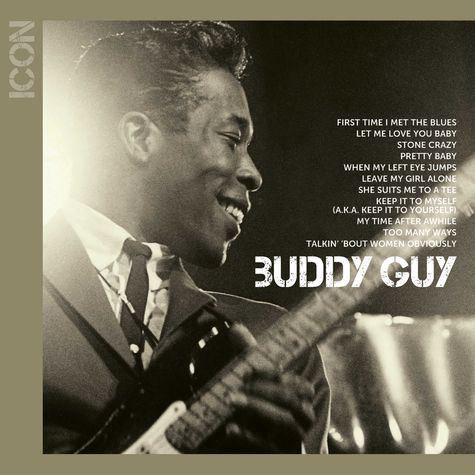 Buddy Guy: Icon (CD)