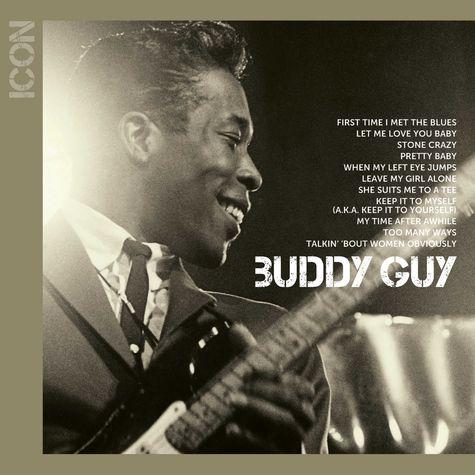 Buddy Guy: Icon (CD)