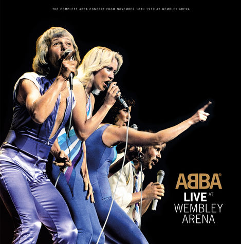Abba: Live at Wembley Arena (3LP)